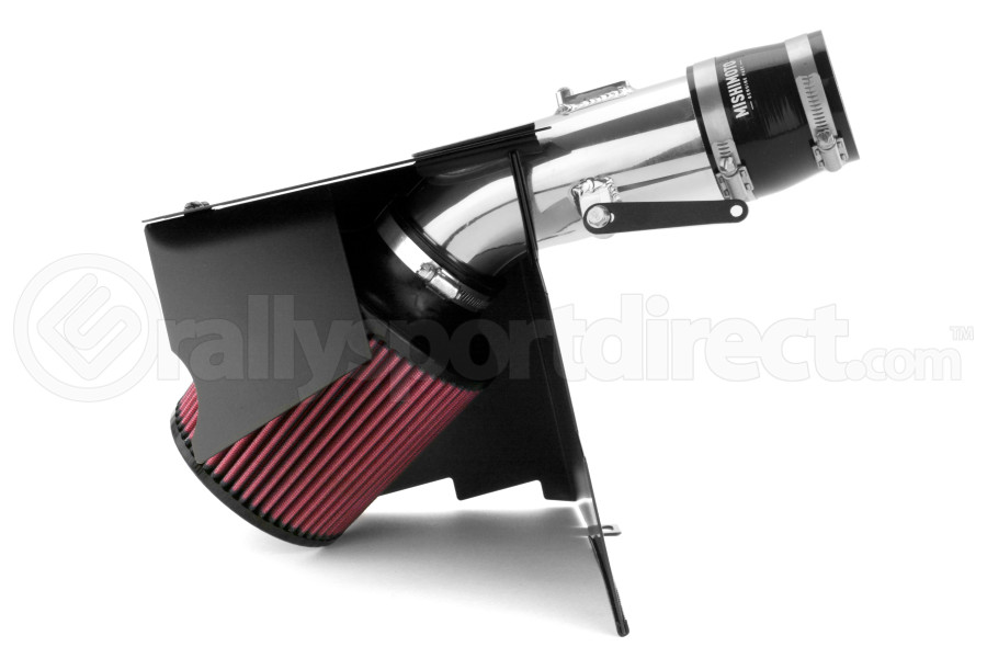 Mishimoto Race Intake Polished w/ Air Box (Part Number:MMAI-STI-15RBP)