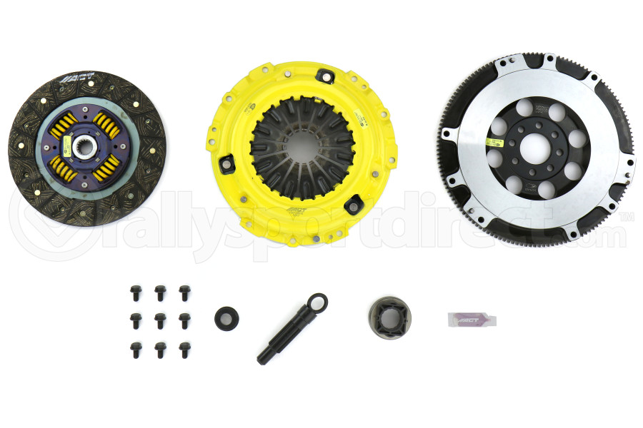 ACT Heavy Duty Performance Street Disc Clutch Kit (Part Number:DN4-HDSS)