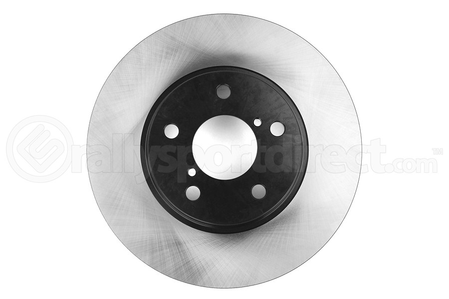 Centric Premium Brake Rotor Single Front (Part Number:120.47010)