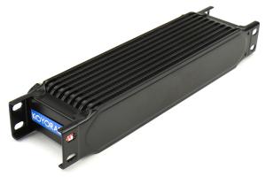Koyo Universal 10 Row Oil Cooler Black - Universal