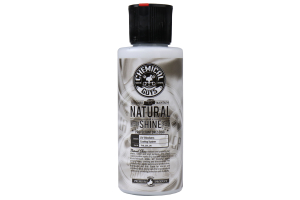 Chemical Guys Natural Shine, Satin Shine Dressing (4oz ) - Universal