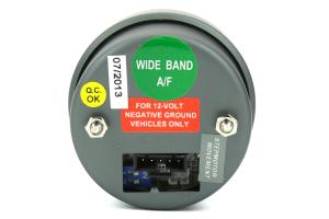 ProSport Wideband Air Fuel Ratio w/O2 Sensor Green/White 52mm (Part Number: )