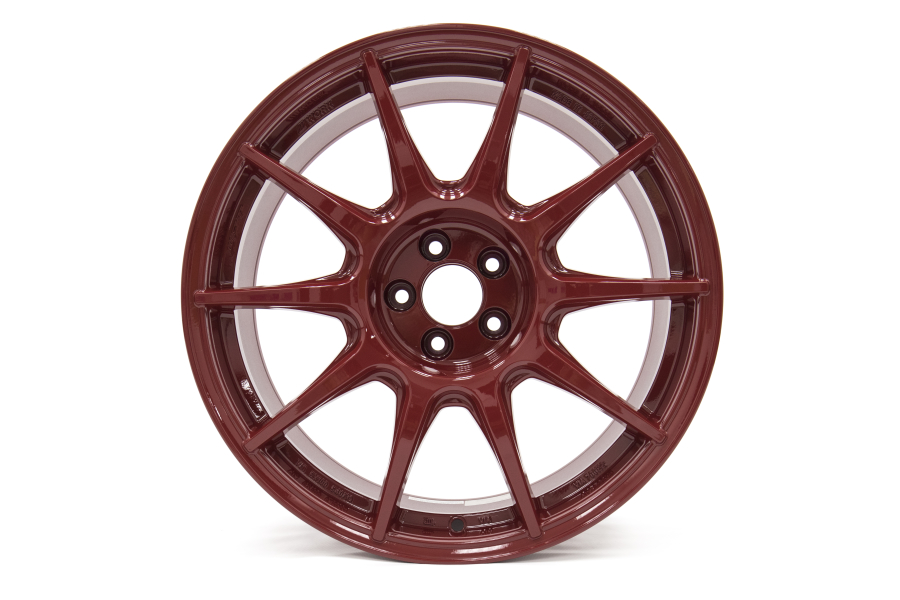 Work MCO Racing Type CS 5x100 Red - Universal