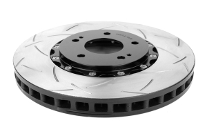 DBA 5000 Series T-Slot Slotted Rotor Pair Front ( Part Number:DBA 52218BLKS-GRP)