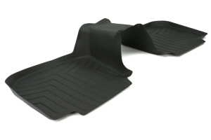 Weathertech Black Rear FloorLiner - Subaru Models (Inc. 2015+ Legacy/Outback)