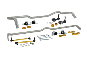 Whiteline Front and Rear Sway Bar Kit w/ End Links and Mounts - Volkswagen Models (inc. 2016+ Golf R)