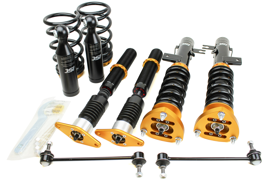 ISC Suspension Basic Street Sport Coilovers (Part Number:M124B-S)