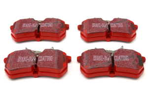 EBC Brakes Redstuff Ceramic Rear Brake Pads - Ford Fiesta ST 2014+