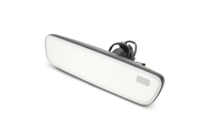 Mito Gentex Auto-Dimming Framless Rearview Mirror w/ Homelink V5 and Compass - Universal