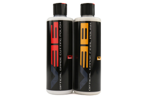 Chemical Guys V36 Optical Grad Cutting Polish and V38 Final Polish - Universal