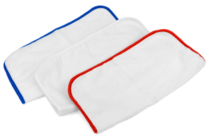 SONAX Ultrasoft Microfiber Cloth (3-Pack) ( Part Number:SON 450700)
