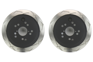 DBA 4000 Series T-Slot Slotted Rotor Rear Pair ( Part Number: 42659S-10-GRP)