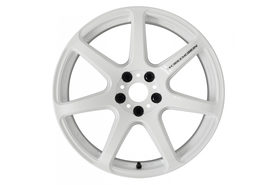Work Emotion T7R 5x114.3 White - Universal