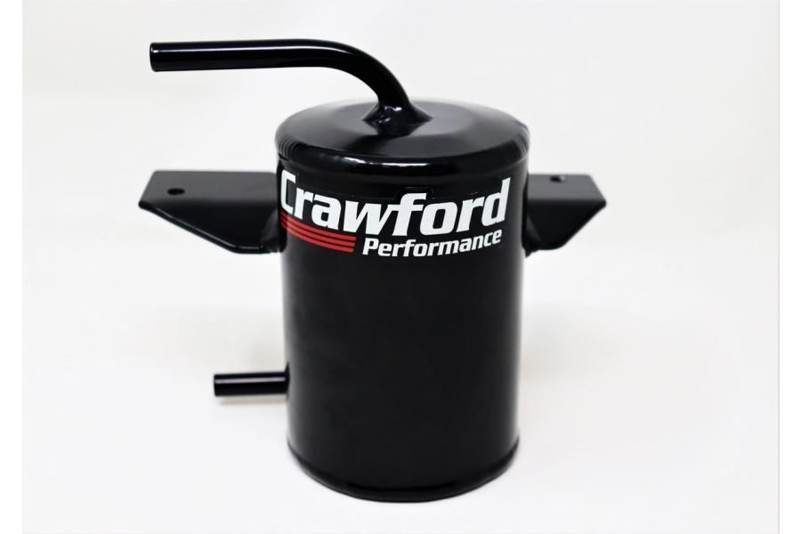 Crawford Air Oil Separator Kit Baja Edition - Subaru Models (inc. 2015-2019 Legacy / Outback / 2017-2018 Forester)
