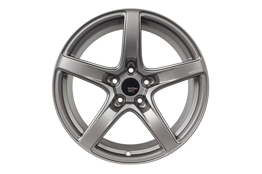 Option Lab Wheels R555 18x9.5 +38 5x100 Noble Grey - Universal