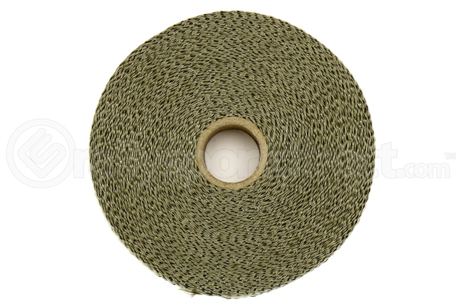 Thermo Tec Carbon Fiber Exhaust Wrap1in X 50ft (Part Number:11041)