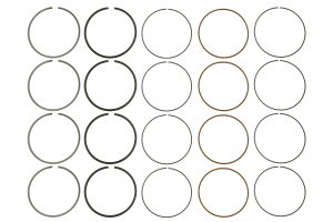 Subaru OEM Piston Ring Set EJ255 ( Part Number:SUB 12033AB340)