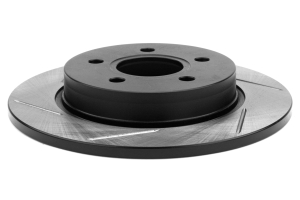 Stoptech Slotted Rear Right Rotor Single ( Part Number:PWS 126.61099SR)