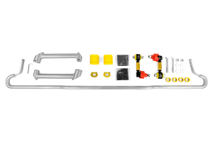 Whiteline Rear Sway Bar 18mm Adjustable w/ Braces (Part Number: )