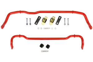 Eibach Sway Bar Kit Front Adjustable 28mm / Rear 25mm - Volkswagen GTI (Mk7) 2015+