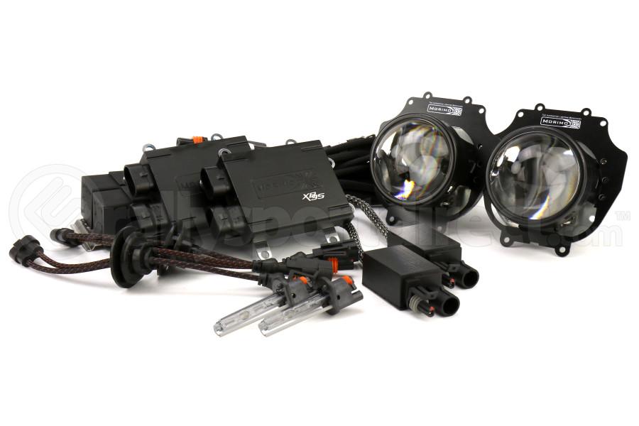 Morimoto RetroQuik H1 HID 5500K Headlight Projector Kit - Subaru Legacy 2005-2014