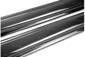 Seibon Carbon Fiber OE Side Skirts (Part Number: )