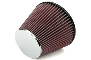 K&N 6in Universal Air Filter - Universal