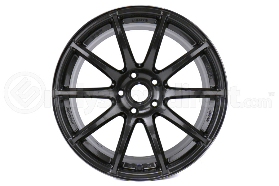 Gram Lights 57Transcend Wheels 18x9.5 +38 5x114.3 Super Dark Gunmetal - Universal