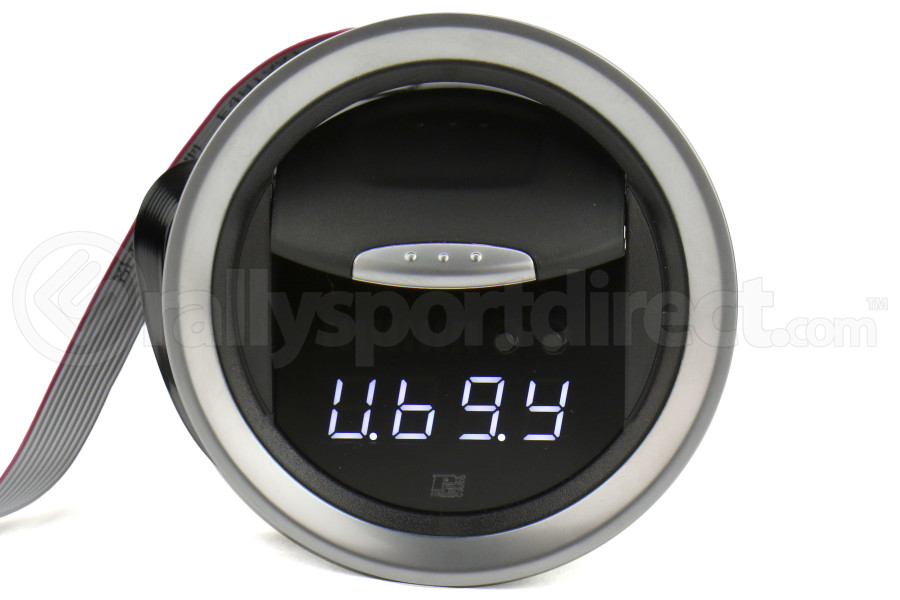 P3 Gauges Vent Integrated Boost Gauge w/ Vent Housing (Part Number:BP3FFI7-V)