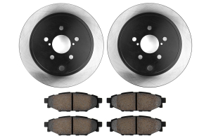 Stoptech Preferred Axle Pack Rear ( Part Number: 909.47503)