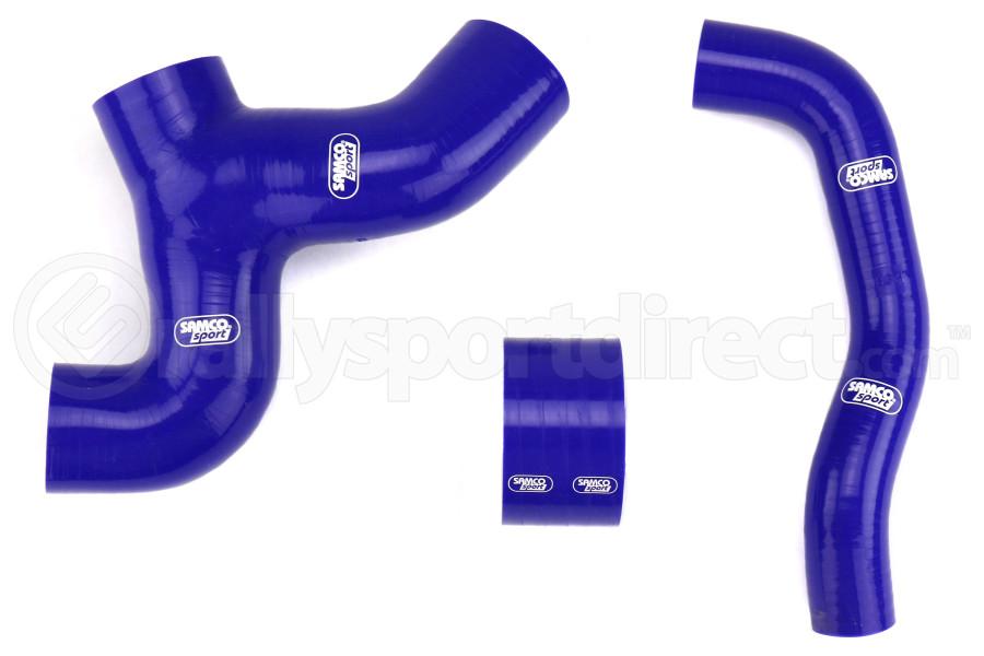 Samco Silicone Intercooler Hoses Blue - Subaru WRX 2000-2005