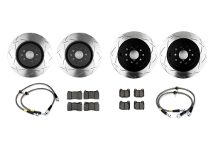 Complete Street Brake Kit 08-15 STI ( Part Number:RSD 08-15STIBRAKE)