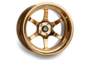 Cosmis Racing Wheels XT-006R 18x9.5 +10 5x114.3 Hyper Bronze - Universal