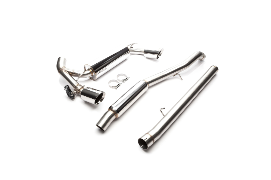 COBB Tuning Cat Back Exhaust - Ford Focus RS 2016+