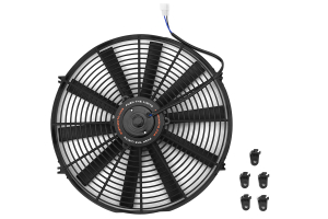 Mishimoto Slim Electric Fan 16in - Universal