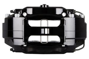 Stoptech ST-40 Big Brake Kit Front 332mm Black Zinc Slotted Rotors (Part Number: )