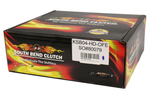 South Bend Clutch Stage 2 Endurance Clutch Kit - Subaru Impreza NA 1998-2007 / Legacy NA 1996-2011