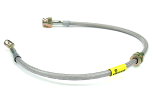GoodRidge G-Stop Stainless Steel Brake Lines Front and Rear ( Part Number:GOO 26052-CL)