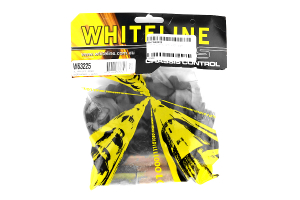 Whiteline Rear Upper Inner Control Arm Bushing Kit (Part Number: )