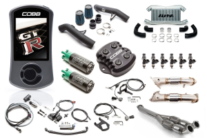 COBB Tuning Stage 3 Power Package w/ CAN Gateway and TCM Flashing  - Nissan GT-R 2009-2014