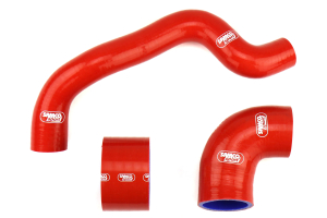 Samco Silicone Intercooler Hoses Red (Part Number: )
