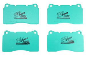 Project Mu B-Force Front Brake Pads (Part Number: )