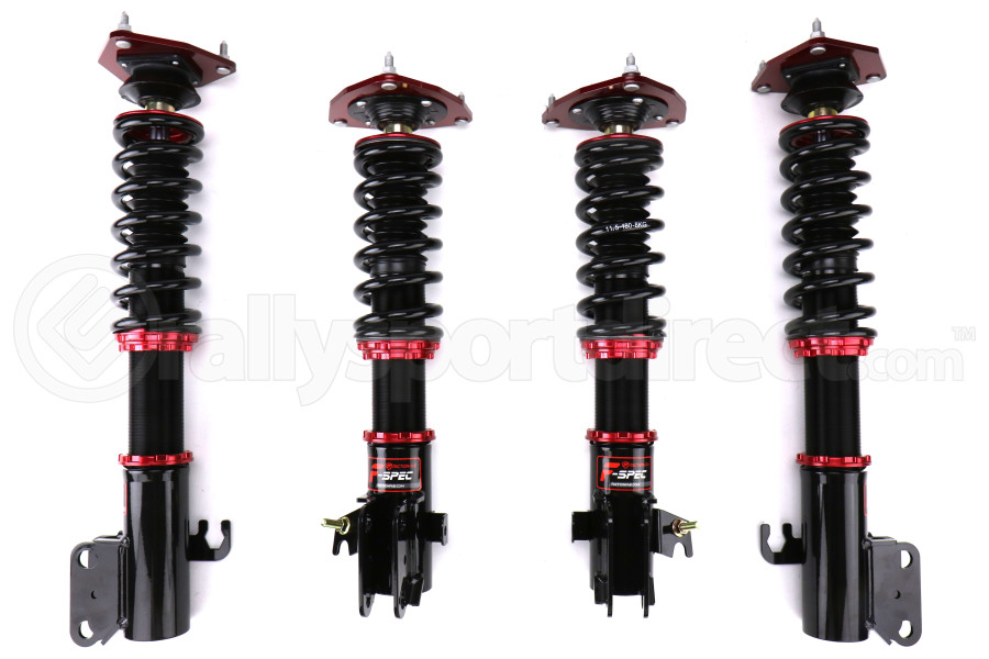 FactionFab F-Spec Coilovers (Part Number:1.10173.1)