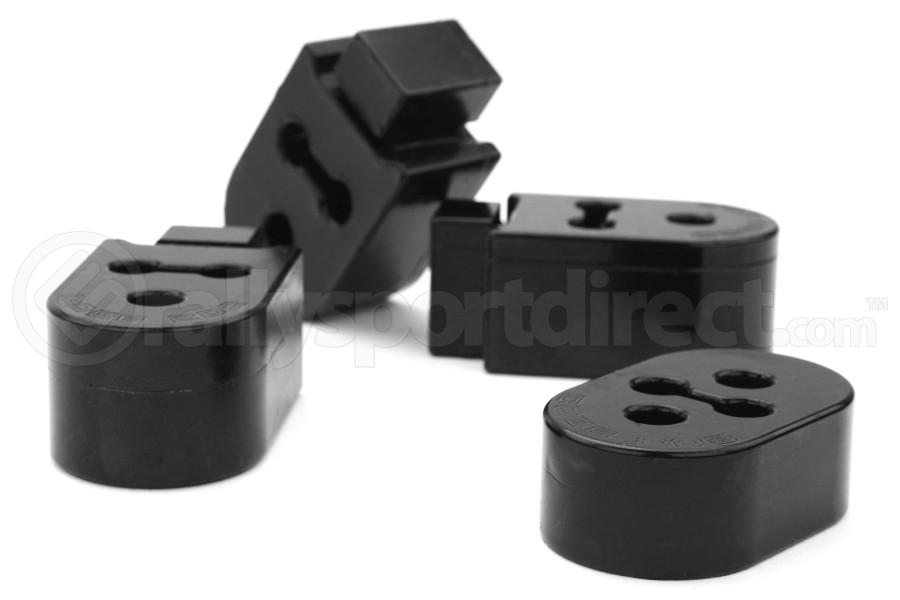 COBB Tuning Exhaust Hangers Black (Part Number:571001)
