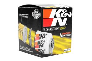 K&N Oil Filter HP-2004 - Ford/Mitsubishi Models (inc. 1984-1994 Ford Tempo / 1995-1999 Mitsubishi Eclipse)