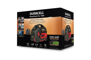 Duracell Powerpack Pro 1300 - Universal