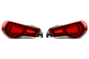 TOM'S LED Tail Light Set DOT Approved ( Part Number: 81500-TZN60-US)