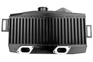 GrimmSpeed Top Mount Intercooler Black (Part Number: )