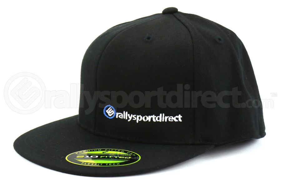 RallySport Direct Logo FlexFit Hat (Part Number:2002)