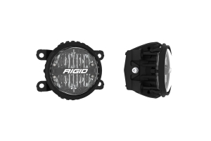 Rigid Industries Fog Light Kit (Yellow Output) - Subaru Models (inc. BRZ 2013 - 2016)